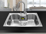 LANGE Series Kitchen Sink